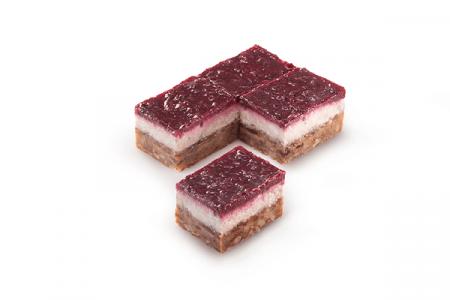 Vegan Rasberry Cheese Cake